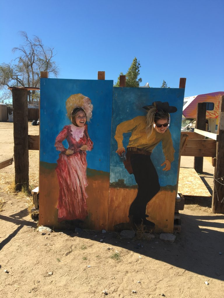 behind the scenes in pioneertown