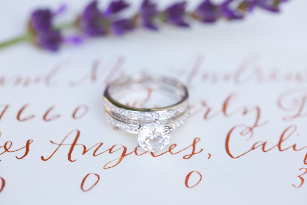 wedding rings at casino san clemente