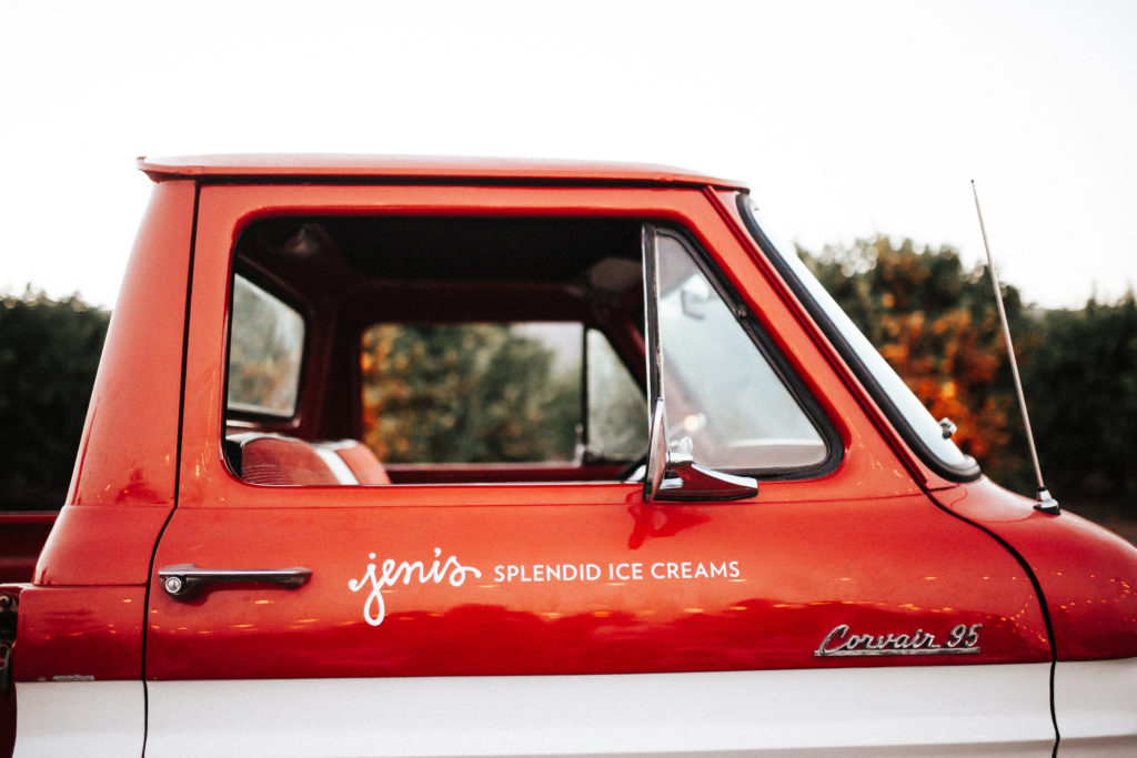 jenis ice cream truck at limoneira ranch