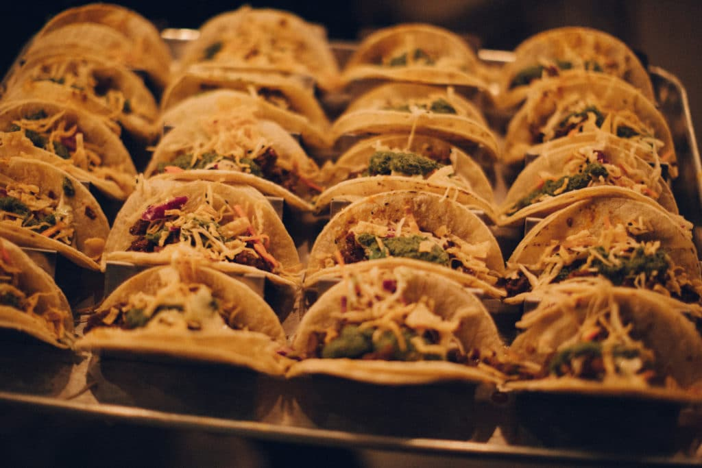 The Lime Truck tacos catering