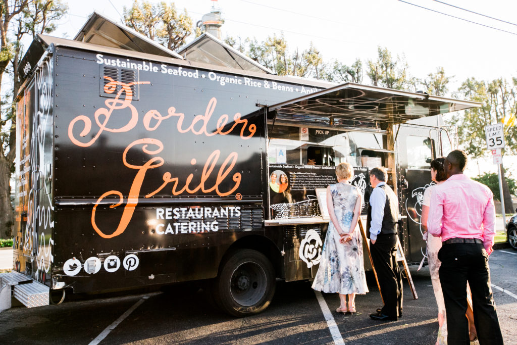 Border Grill catering truck