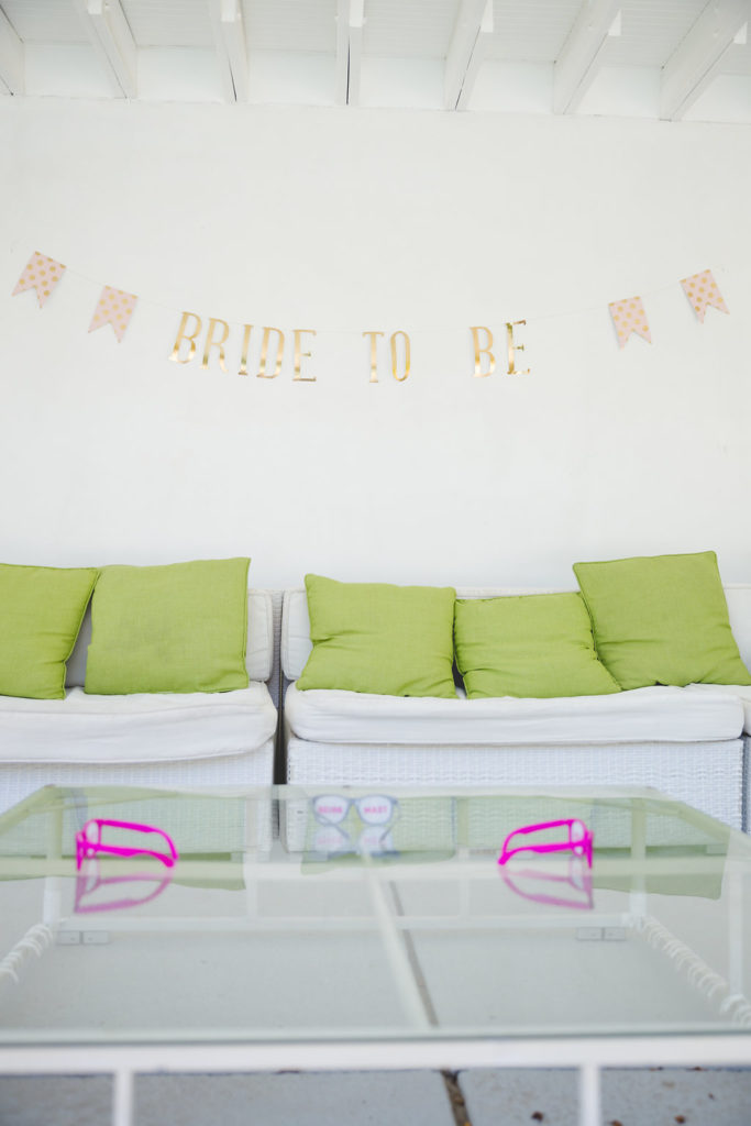 bride to be sign