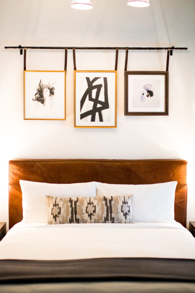 Boutique Hotel in Downtown Los Angeles, Hotel Figueroa is the perfect wedding venue for the modern bride or corporate event space for trendy companies