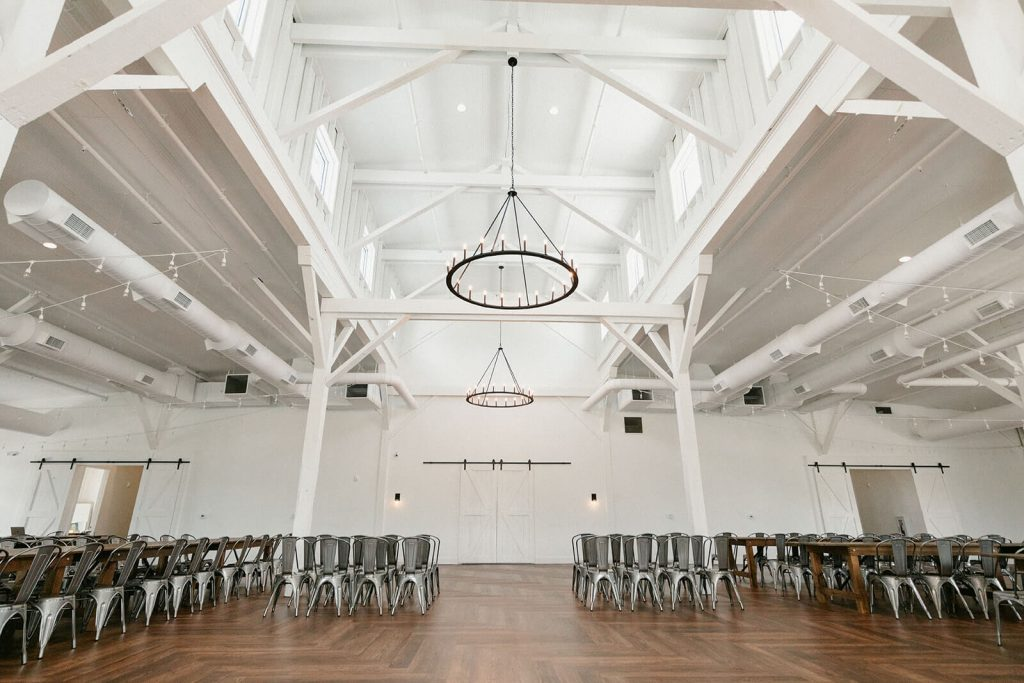 14tenn, a non-traditional warehouse wedding venue in Nashville