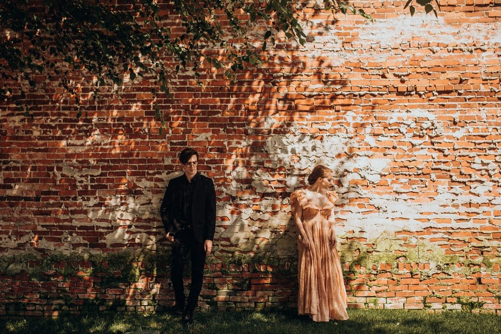 an edgy courthouse wedding in Portland, maine