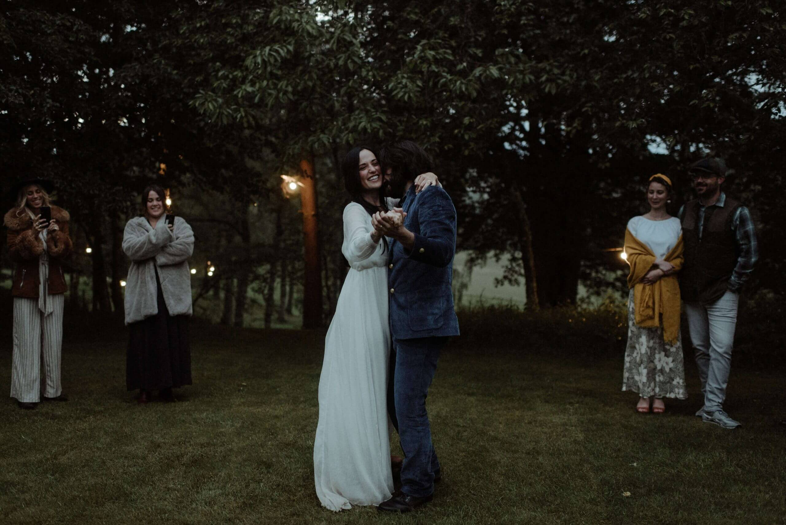 A Dreamy Destination Wedding in Scotland