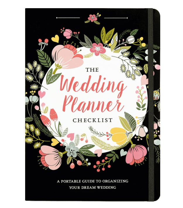 checklist wedding planner book buy here