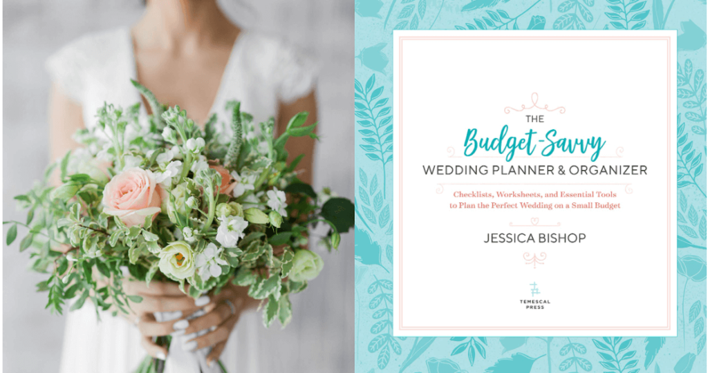 Budget-savvy wedding planner & organizer buy here